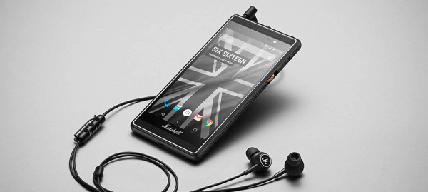 Marshall London Android Phone 1