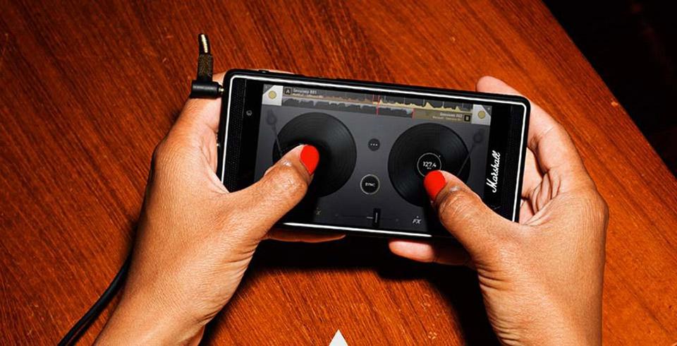 Marshall London Android Phone 11
