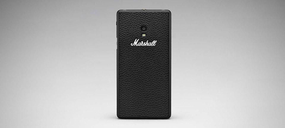Marshall London Android Phone 5