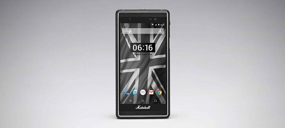 Marshall London Android Phone 6
