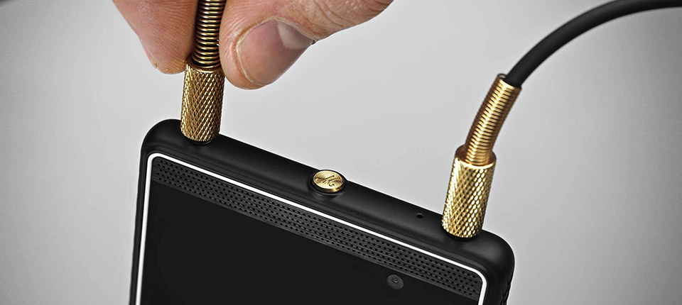 Marshall London Android Phone 7