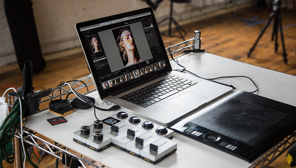 Palette Modular Control Interface – Dials Knobs and Sliders for Photographers and other creatives 1