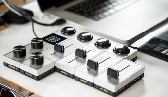 Palette Modular Control Interface - Dials Knobs and Sliders for Photographers and other creatives 2