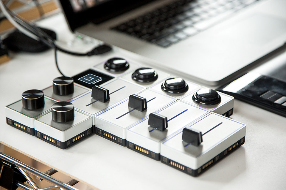 Palette Modular Control Interface – Dials Knobs and Sliders for Photographers and other creatives 2