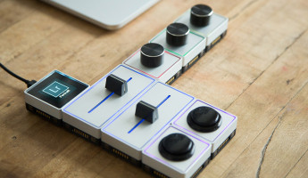 Palette Modular Control Interface - Dials Knobs and Sliders for Photographers and other creatives 3