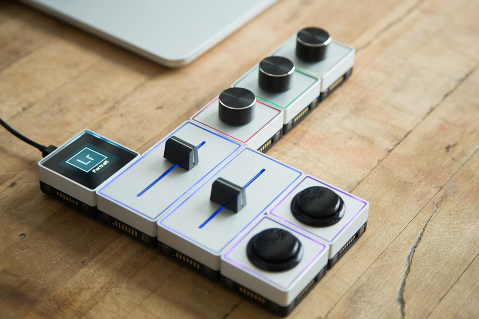 Palette Modular Control Interface – Dials Knobs and Sliders for Photographers and other creatives 3