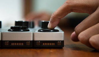 Palette Modular Control Interface - Dials Knobs and Sliders for Photographers and other creatives 8
