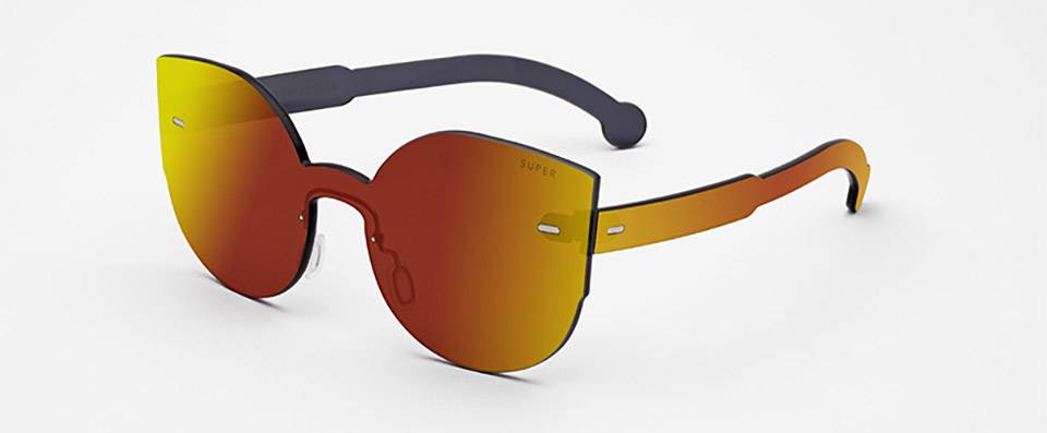 RetroSuperFuture Tuttolente Collection Sunglasses 4