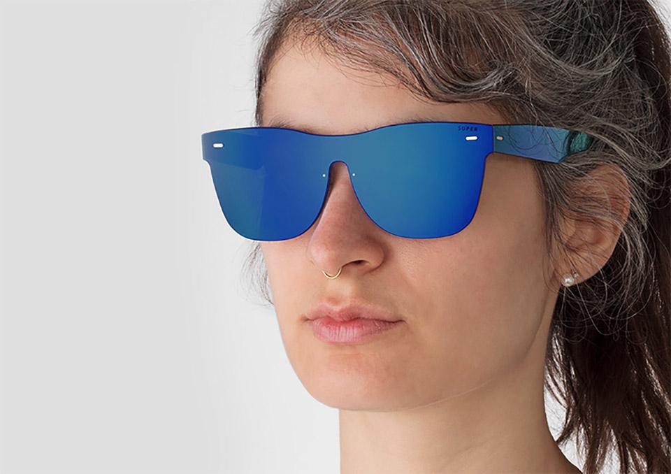 RetroSuperFuture Tuttolente Collection Sunglasses 6