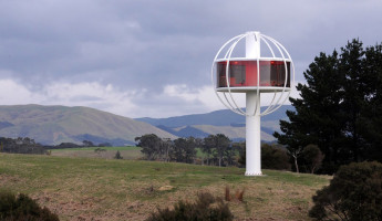 Skysphere Tiny House by Jono Williams 4