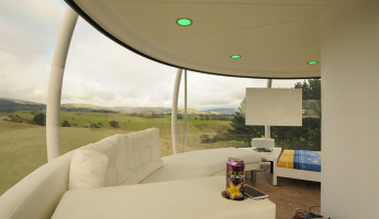 Skysphere Tiny House by Jono Williams 5