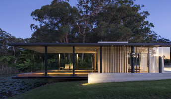 Wirra Willa Pavilion by Matthew Woodward Architecture 1