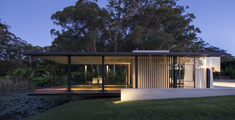 Wirra Willa Pavilion by Matthew Woodward Architecture 1