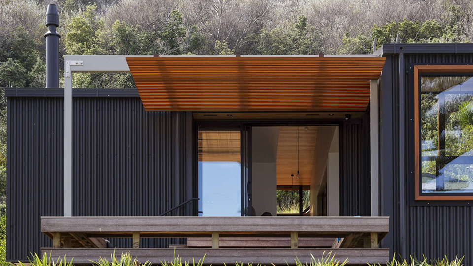 offSET Shed House by Irving Smith Jack Architects 3