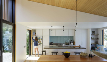 offSET Shed House by Irving Smith Jack Architects 6