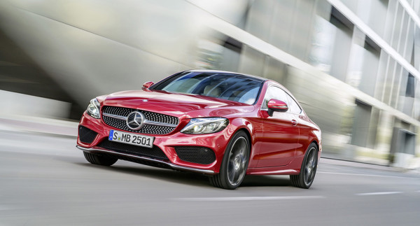 2017 Mercedes Benz C Class 13 600x323 Meet the Lighter, Leaner and Slightly Sexier 2017 Mercedes Benz C Class