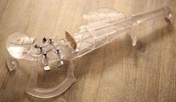 3Dvarius 3D Printed Violin Electric Violin 6