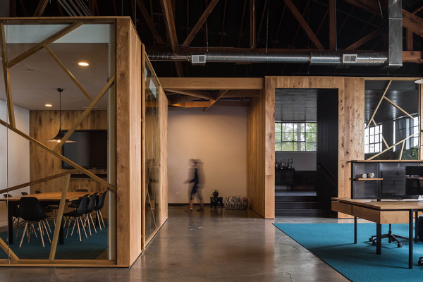 BeFunky Office Design by Fieldwork Design and Architecture - Photography by Brian Walker Lee 7