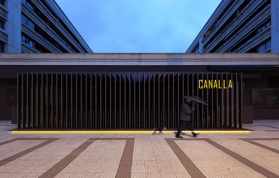 Canalla Disco by Vaillo and Irigaray – Photo by Rubén Pérez Bescós 12