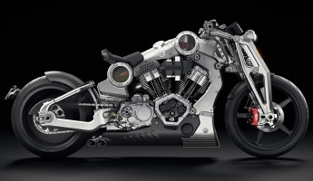 Confederate Motorcycles P51 G2 Combat Fighter 6