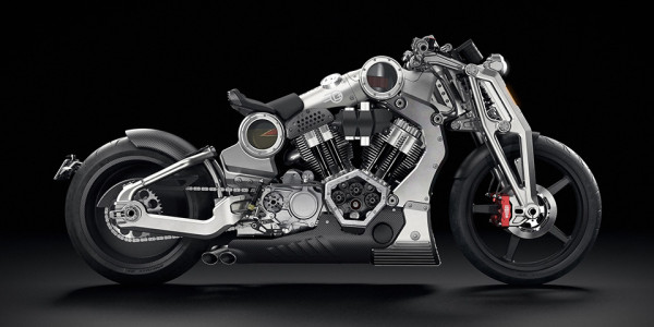 Confederate Motorcycles P51 G2 Combat Fighter 6 600x300 Meet the Most Terrifying, Most Impressive American Motorcycle Ever Built