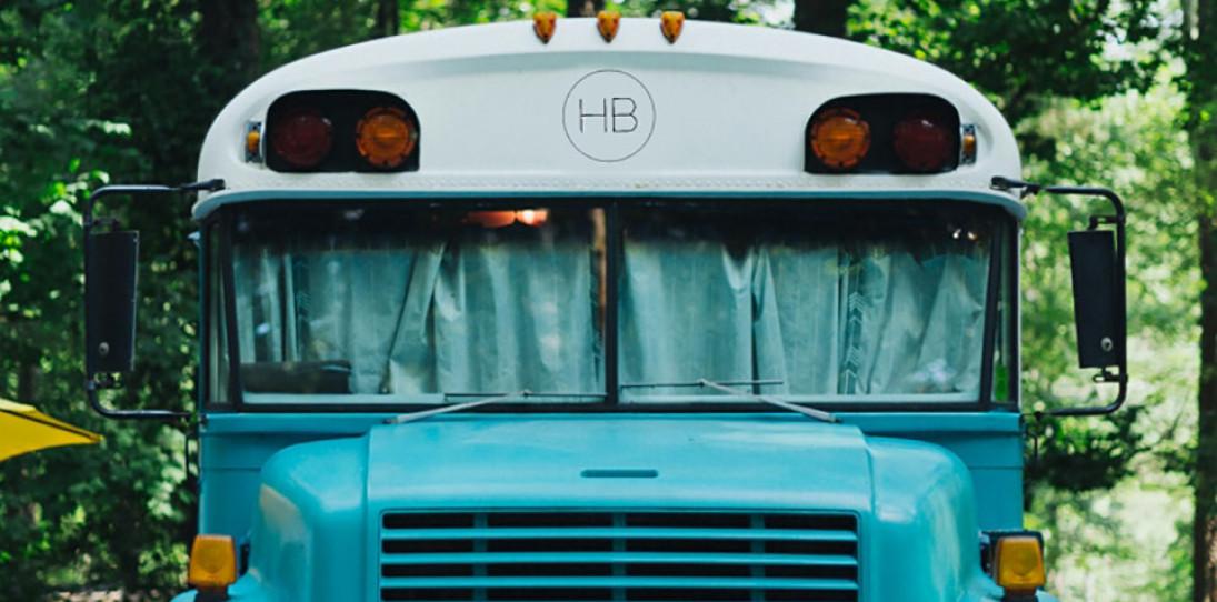 House Bus 1990 Bluebird Bus Mobile Home Conversion - Photo by Samuel Laubscher (1)