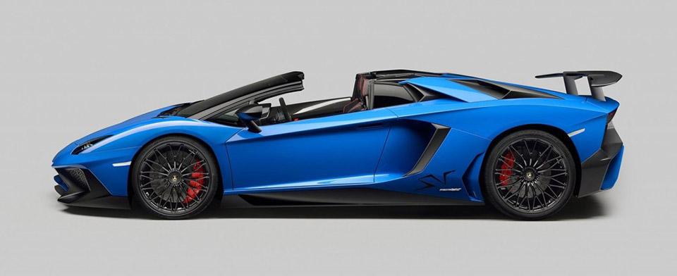 Lamborghini Aventador LP 750-4 SuperVeloce Roadster 2