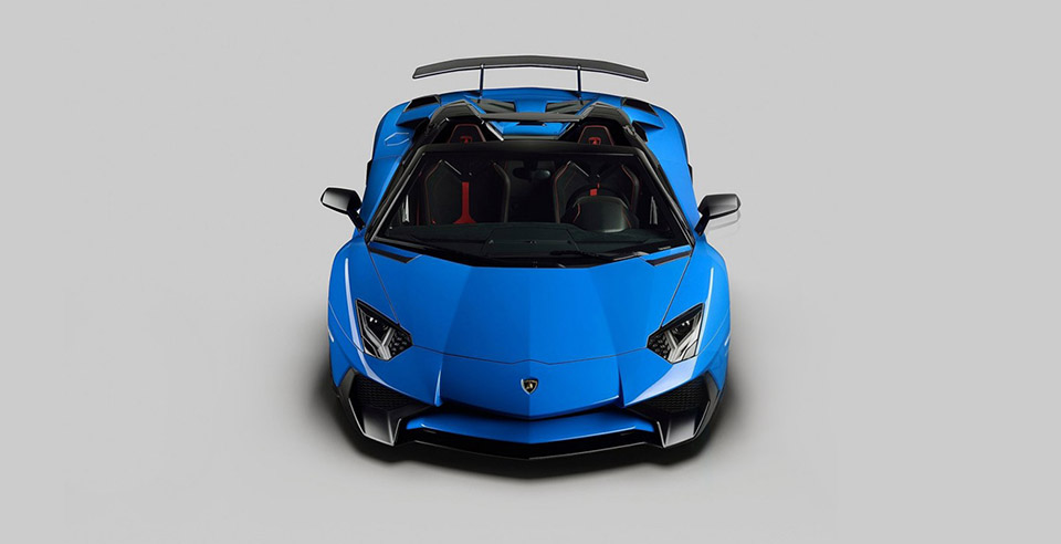 Lamborghini Aventador LP 750 4 SuperVeloce Roadster 5 The New Lamborghini Aventador LP 750 4 SuperVeloce Roadster Goes Topless