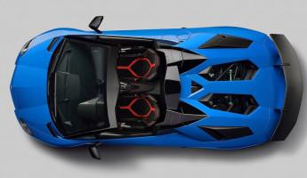 Lamborghini Aventador LP 750-4 SuperVeloce Roadster 7