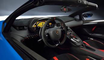Lamborghini Aventador LP 750-4 SuperVeloce Roadster 8