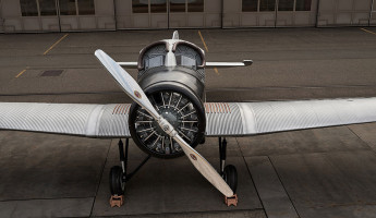 Rimowa F13 Classic Airplane 1