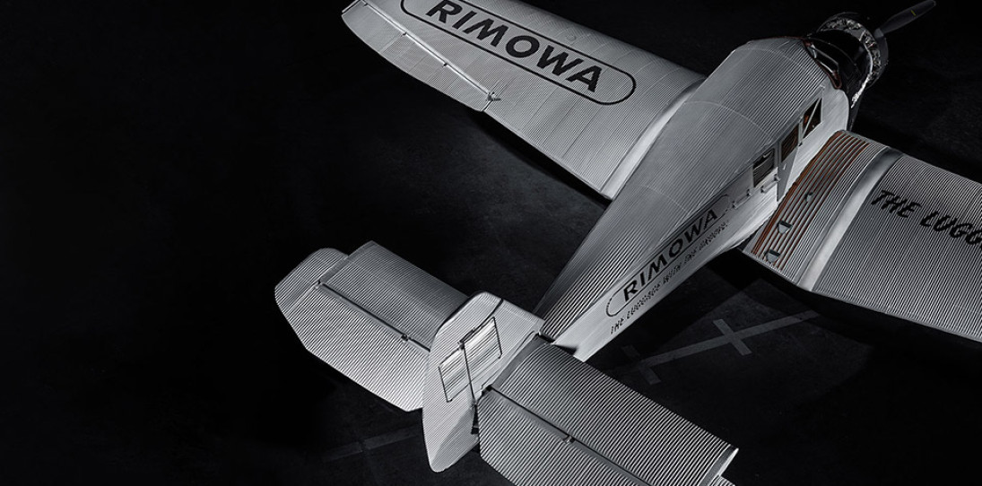 Rimowa F13 Classic Airplane 5