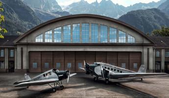 Rimowa F13 Classic Airplane 7