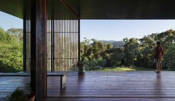 Sawmill House by Archier - Photography by Benjamin Hosking 11