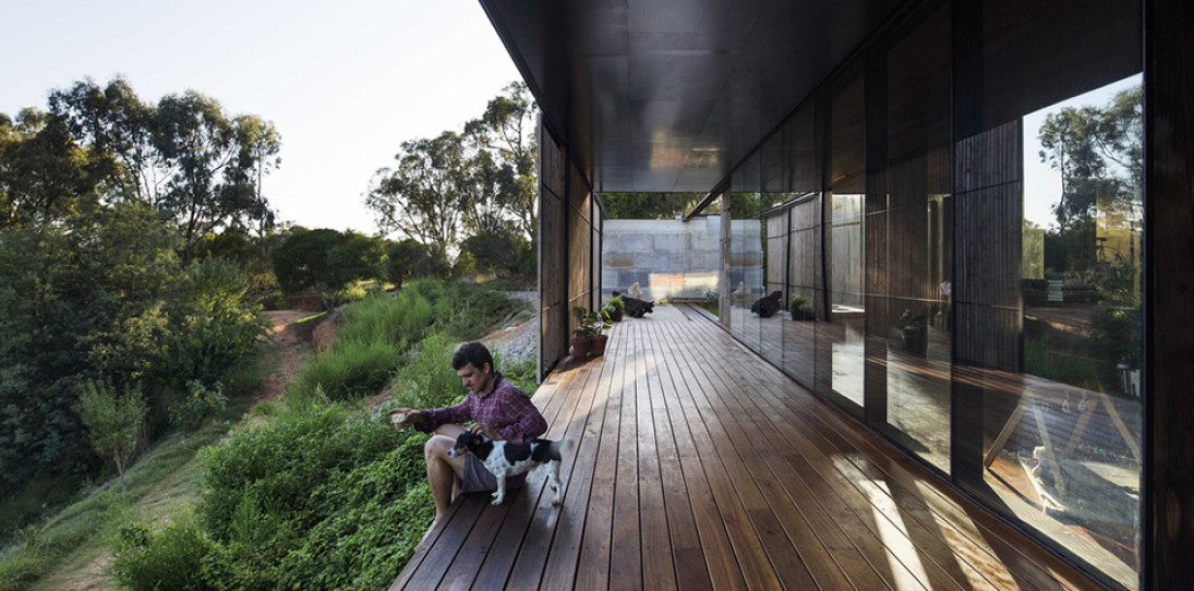 Sawmill House by Archier - Photography by Benjamin Hosking 12