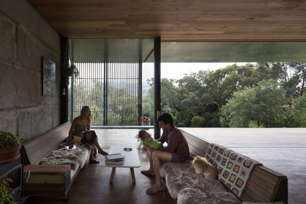 Sawmill House by Archier - Photography by Benjamin Hosking 6