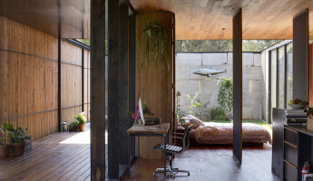 Sawmill House by Archier - Photography by Benjamin Hosking 8