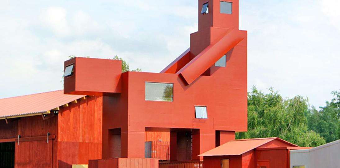 Ruhrtriennale Architecture Installation by Atelier Van Lieshout
