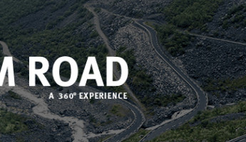 "Infiniti's Breathtaking ""DREAM ROAD"" 360 Degree Video"