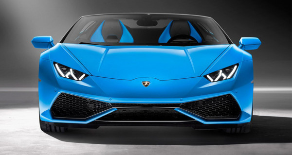 2017 Lamborghini Huracán Spyder 5
