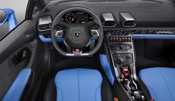 2017 Lamborghini Huracán Spyder 7