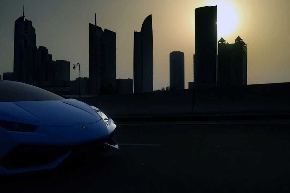 2017 Lamborghini Huracán Spyder 9