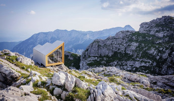 Alpine Shelter Skuta by OFIS arhitekti and AKT II and Harvard GSD Students 1