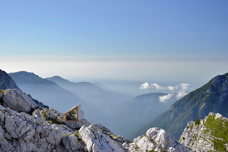 Alpine Shelter Skuta by OFIS arhitekti and AKT II and Harvard GSD Students 10