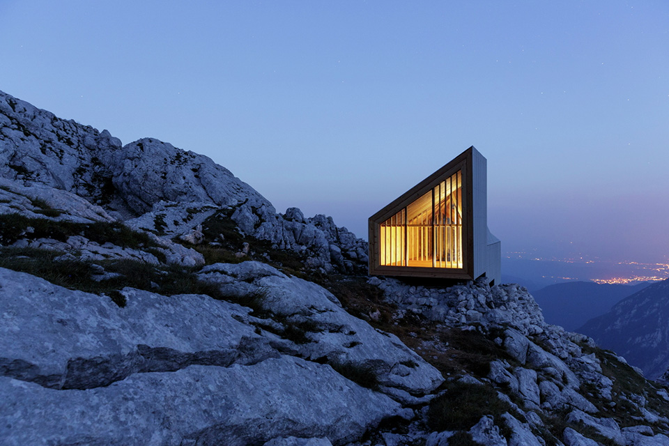 Alpine Shelter Skuta by OFIS arhitekti and AKT II and Harvard GSD Students 11