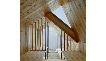Alpine Shelter Skuta by OFIS arhitekti and AKT II and Harvard GSD Students 12