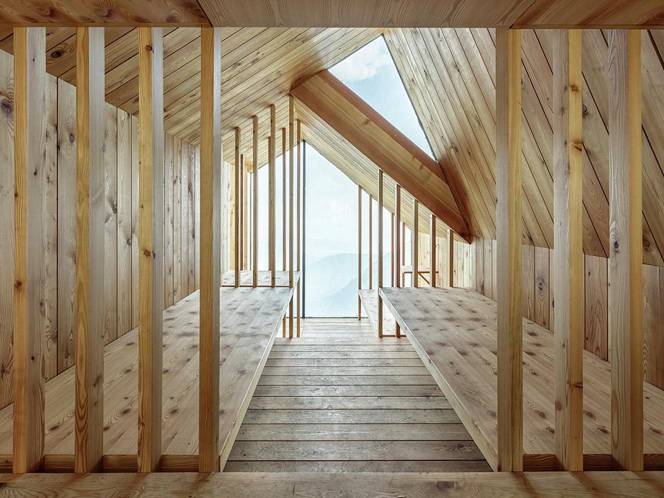 Alpine Shelter Skuta by OFIS arhitekti and AKT II and Harvard GSD Students 2