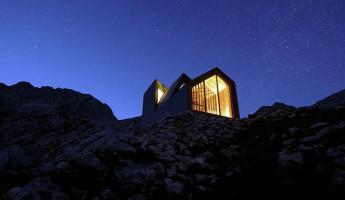 Alpine Shelter Skuta by OFIS arhitekti and AKT II and Harvard GSD Students 3