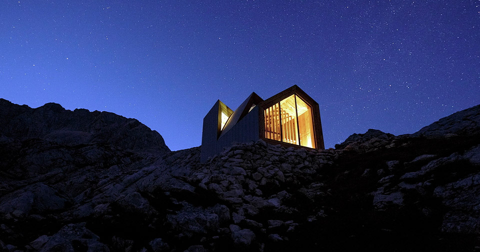 Alpine Shelter Skuta by OFIS arhitekti and AKT II and Harvard GSD Students 3