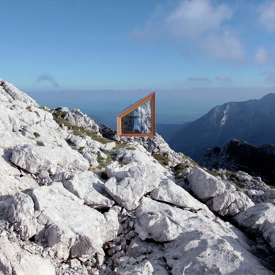 Alpine Shelter Skuta by OFIS arhitekti and AKT II and Harvard GSD Students 4